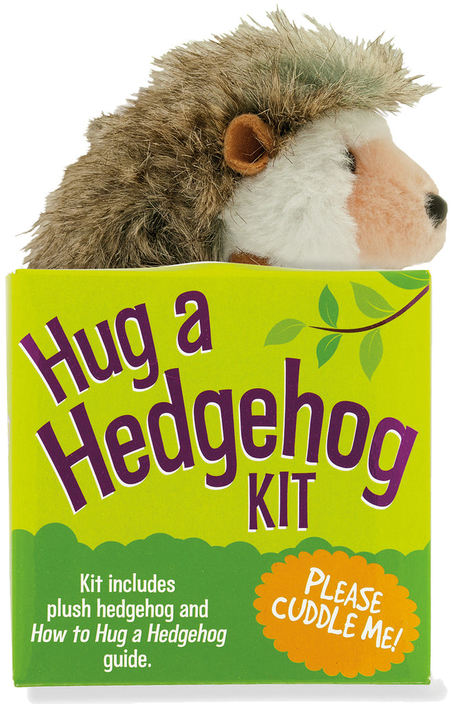 Rescue Kit Hug A Hedgehog
