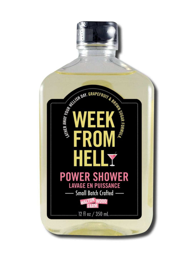 Power Shower Week From Hell