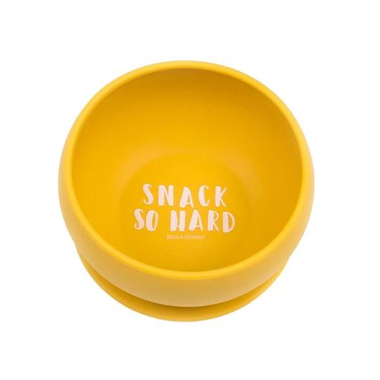 SNACK SO HARD WONDER BOWL, bowl, [Ziya Blue]