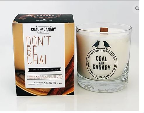 CANDLE: Don't Be Chai, Candle, [Ziya Blue]