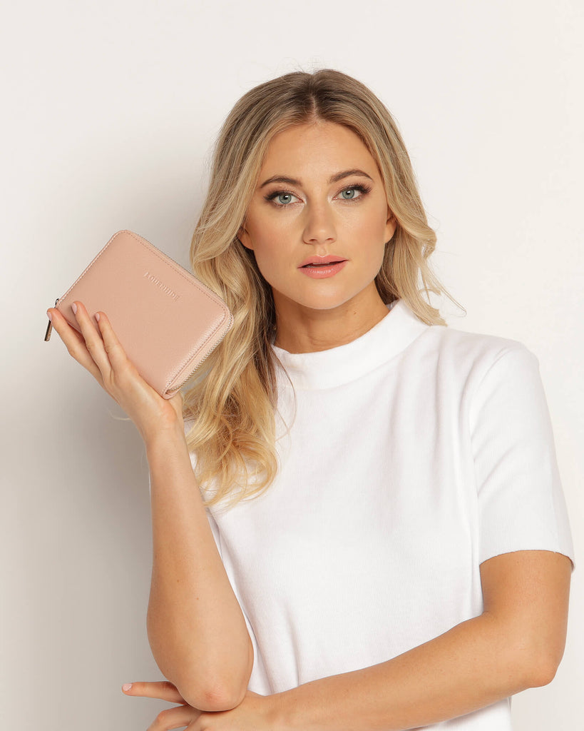 Louenhide Eden Wallet - Dusty Pink, Wallet, [Ziya Blue]