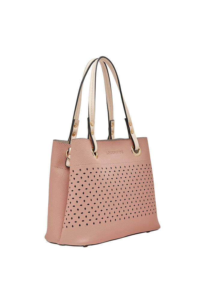 Louenhide Paloma Bag - Dusty Pink, Purse, [Ziya Blue]