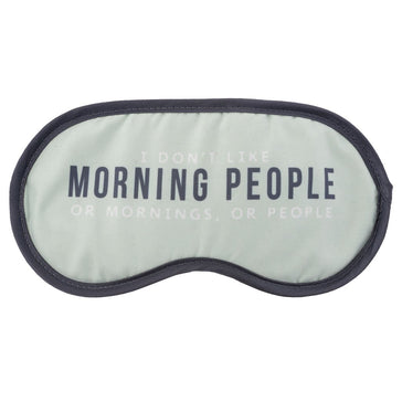 SLEEP MASK MORNING - Ziya Blue