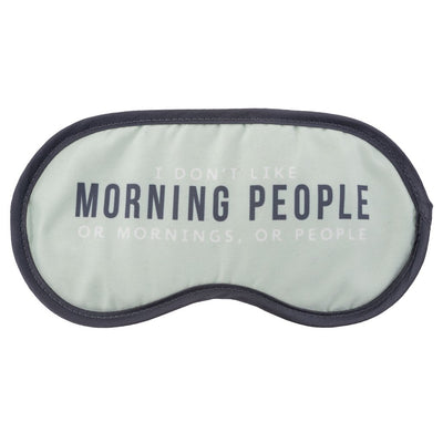 SLEEP MASK MORNING, Sleep mask, [Ziya Blue]
