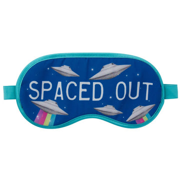 SLEEP MASK SPACE, Sleep mask, [Ziya Blue]