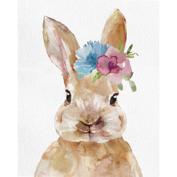 Canvas Rabbit 40x60cm ****PICK UP ONLY*****