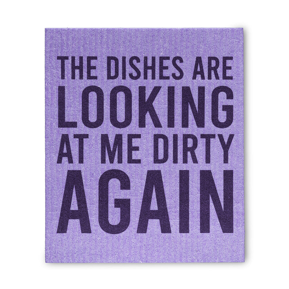 Wash the dishes Ya filthy Animal