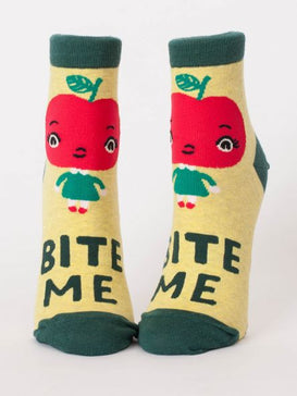 Bite Me Ankle Socks
