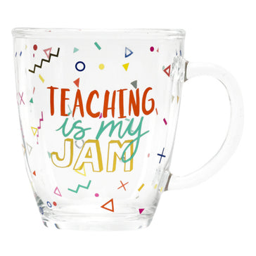Teaching Glass Mug