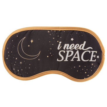 SLEEP MASK  I NEED SPACE