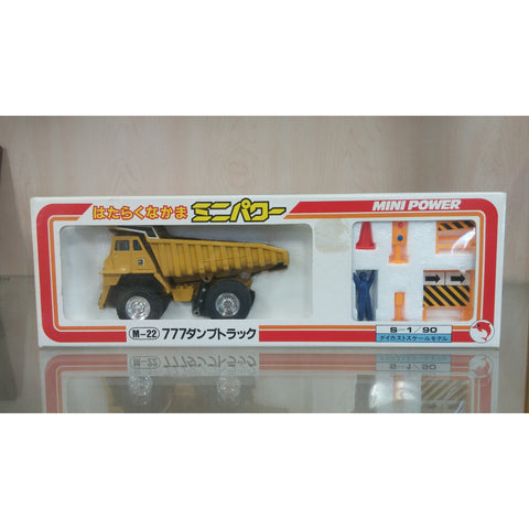 Caterpillar C777 Dump Truck Set