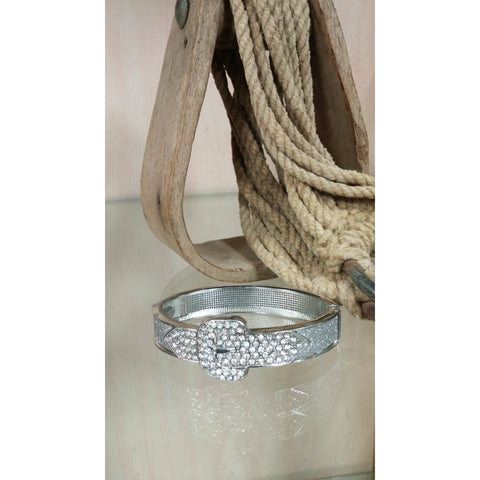 Buckle Hinged Bracelet