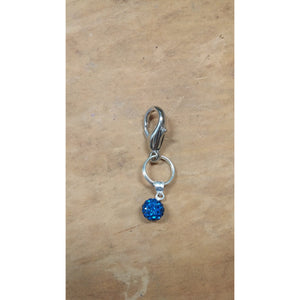Bridle Bling - Royal Blue Ball - Oak Spring Bling