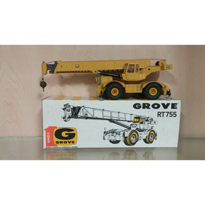 Grove RT755 Crane - Oak Spring Bling