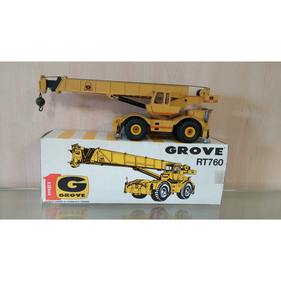 Grove RT760 Crane - Oak Spring Bling