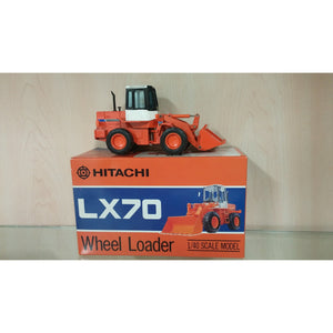 Hitachi LX70 Wheel Loader - Oak Spring Bling