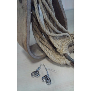 Hand Cuff Earrings - Oak Spring Bling