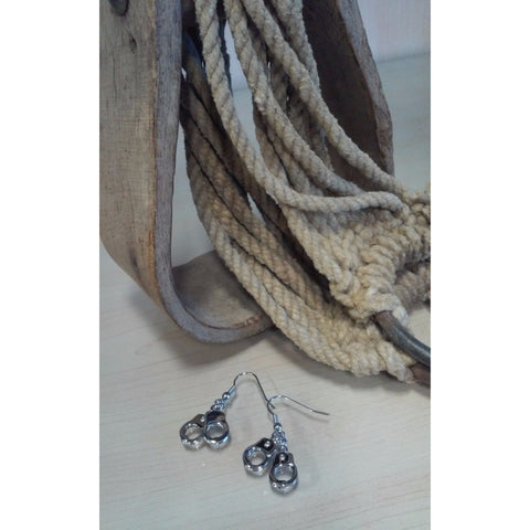 Hand Cuff Earrings