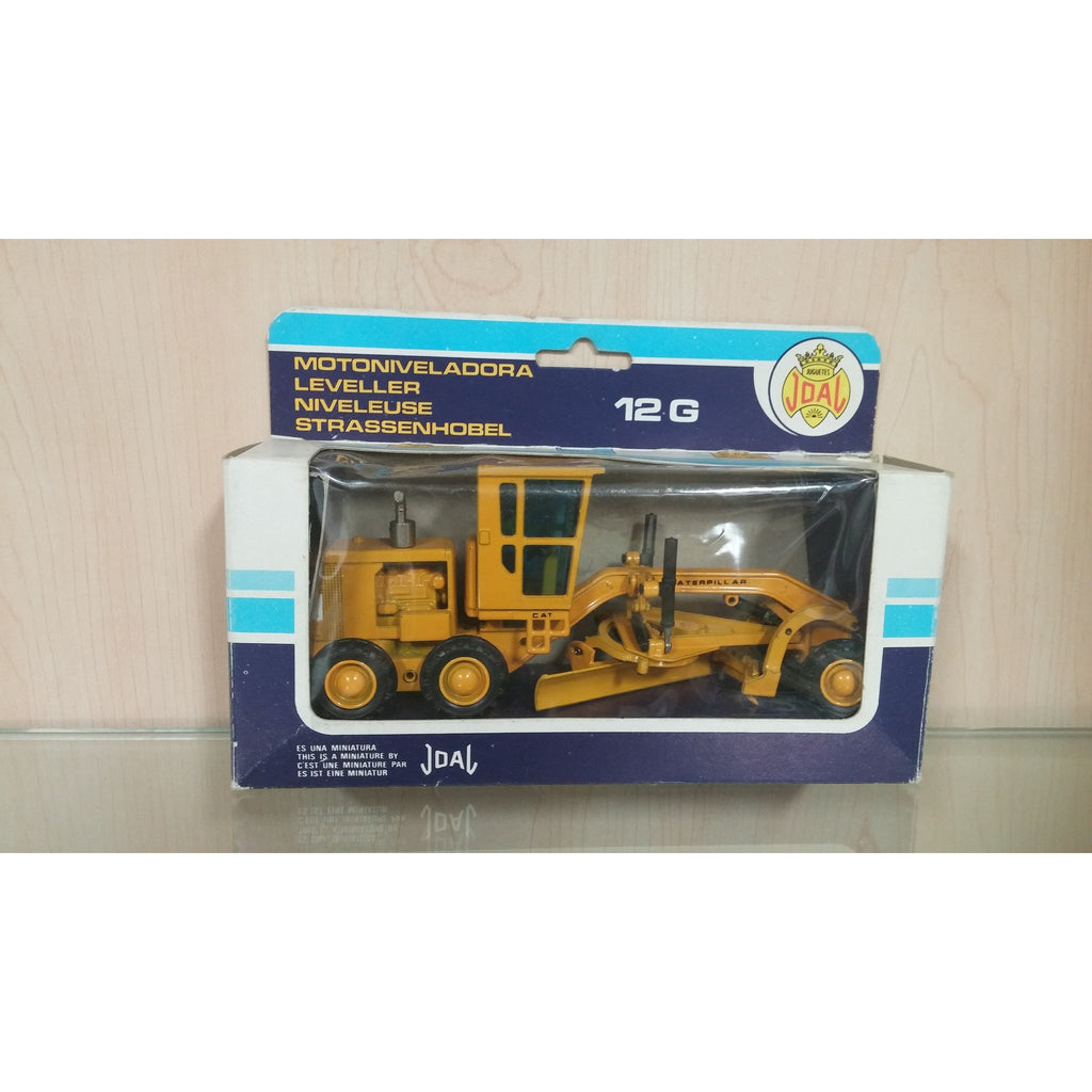 Caterpillar 12G Grader - Oak Spring Bling