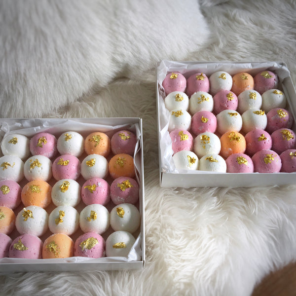 Marshmallow Bonbons Tray of 25