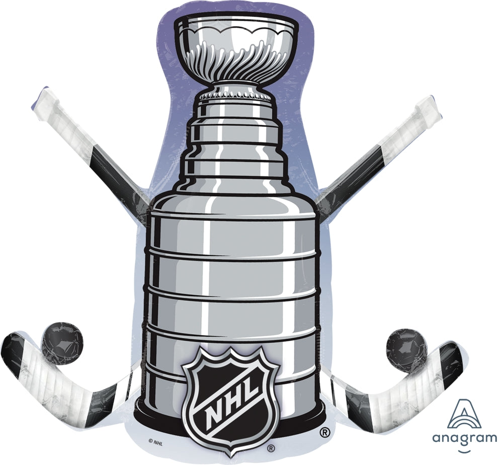 nhl stanley cup balloon