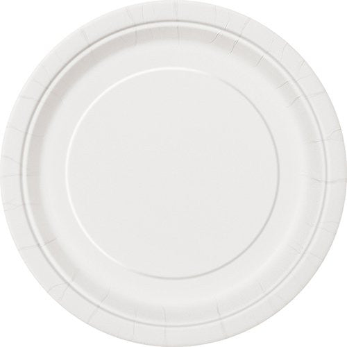 solid appetizer plates