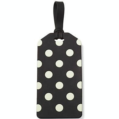 le pavilion luggage tag kate spade new york