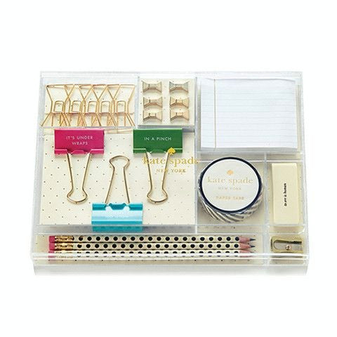 tackle box office supplies kate spade new york