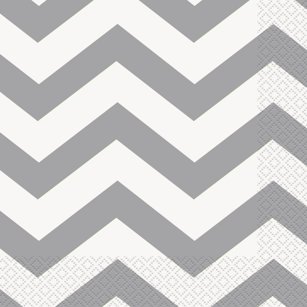 chevron cocktail napkins