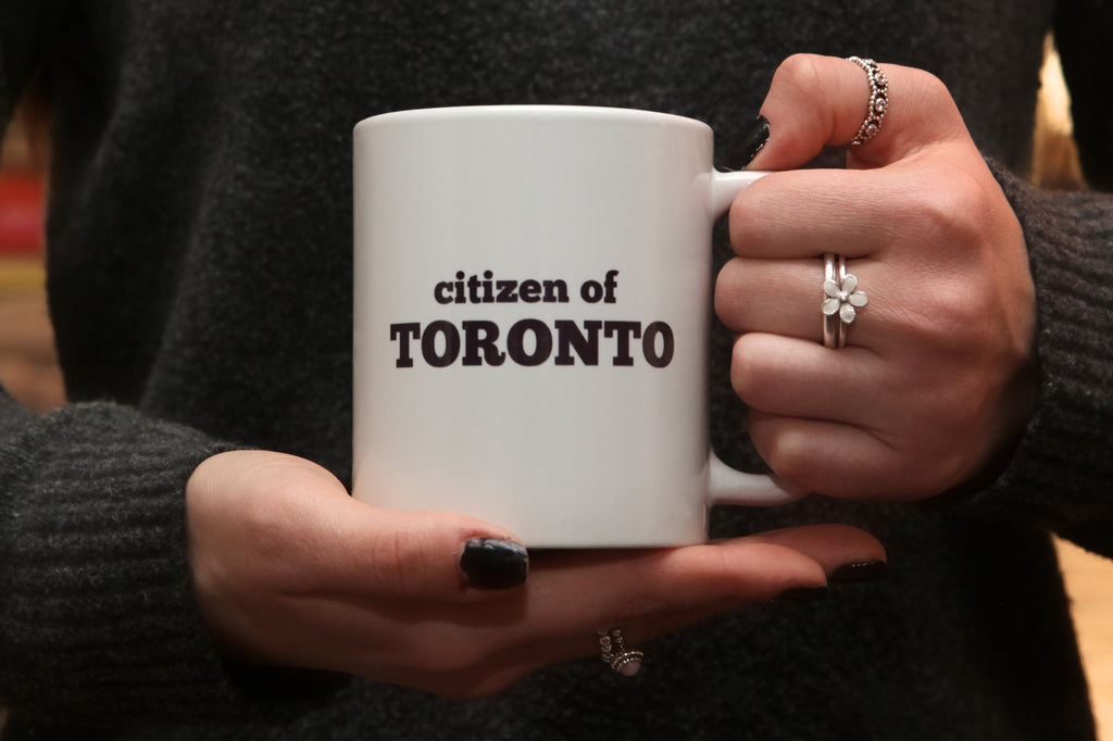 citizen of toronto mug