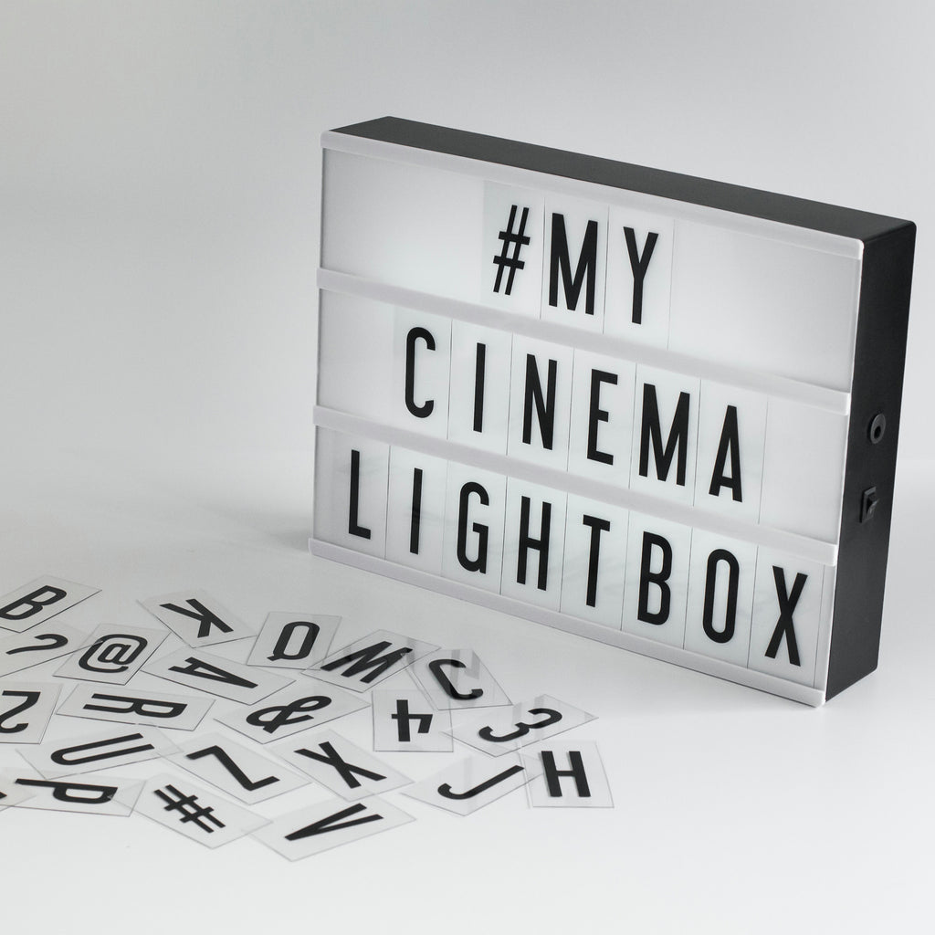 cinema lightbox original
