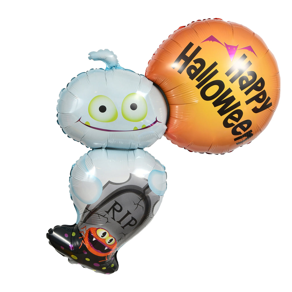 "36"" happy halloween balloon"