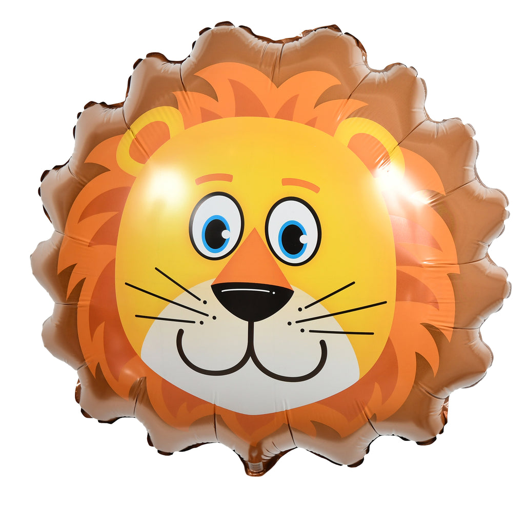 "29"" happy lion balloon"