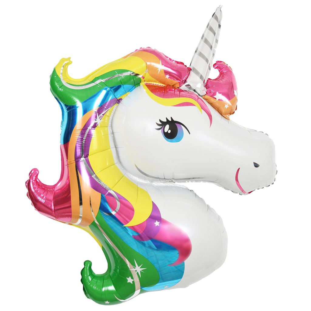 "33"" unicorn balloon"