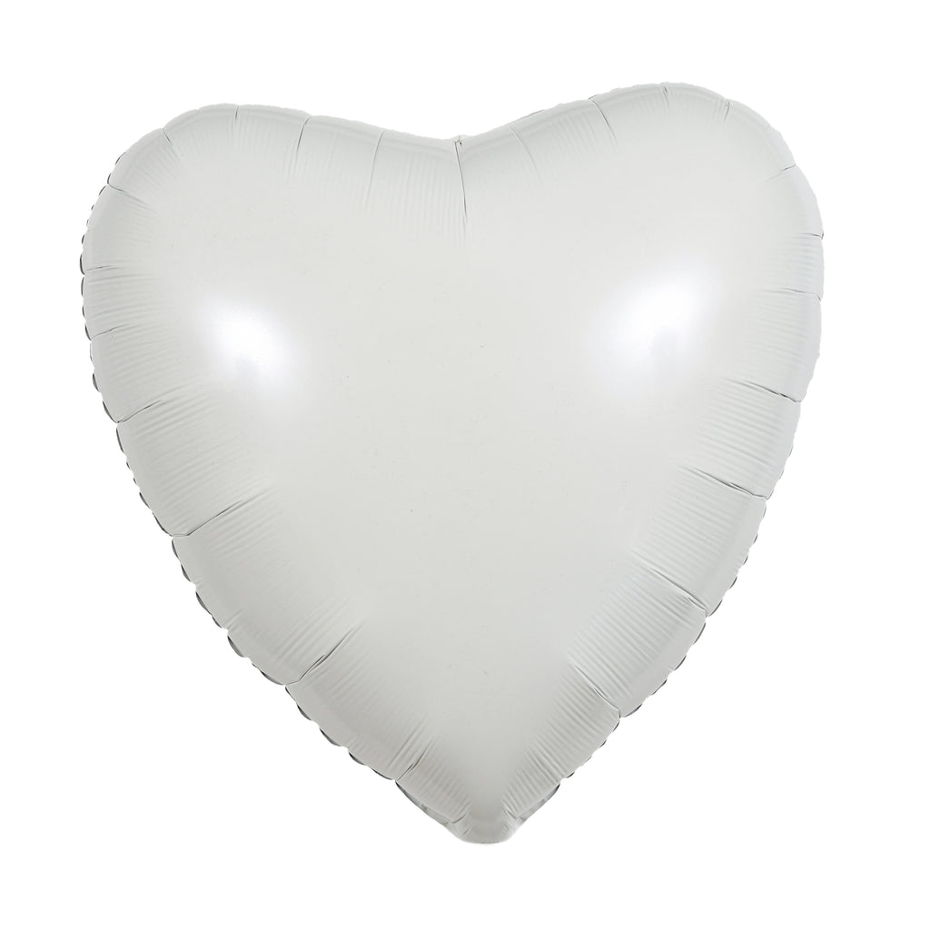 "18"" heart mylar balloons (set of 5)"