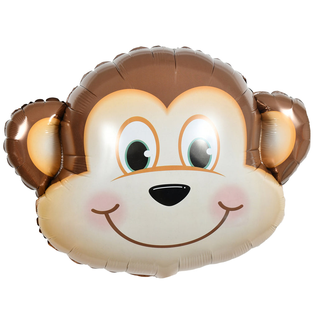 "35"" monkey balloon"