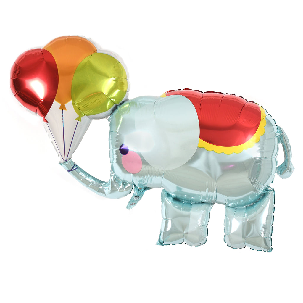 "33"" circus elephant balloon"