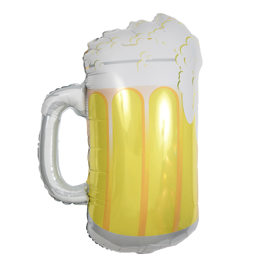 "34"" beer mug balloon"