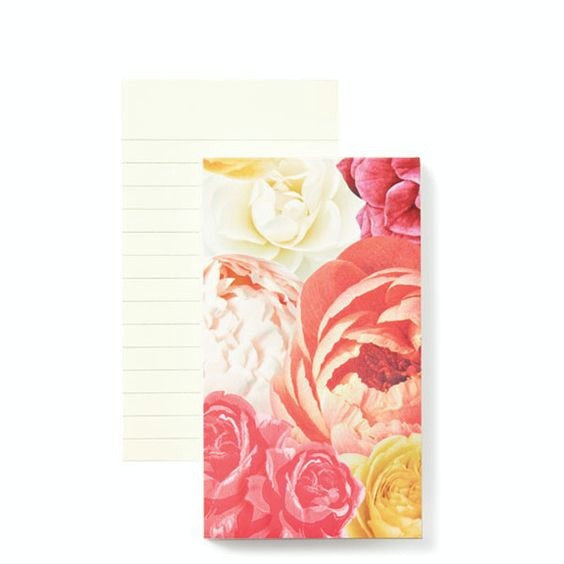 floral notepad kate spade new york