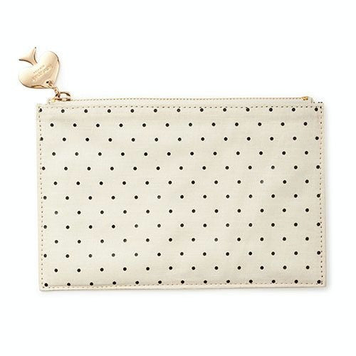 deco dots pencil pouch kate spade new york