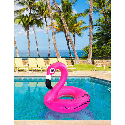 flamingo pool float