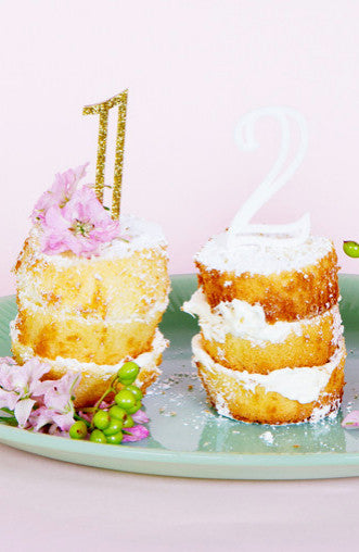 give me your number white cake toppers
