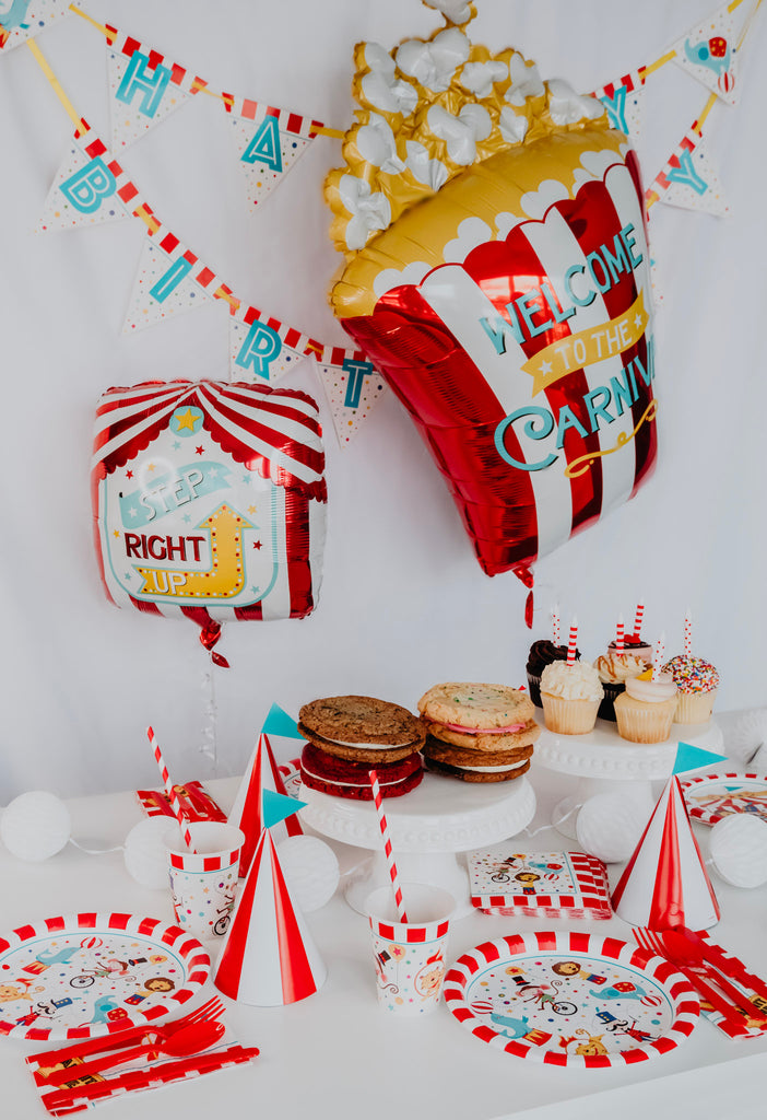 Carnival theme - Party Box