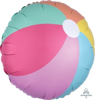 "18"" beach ball balloon"