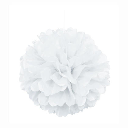 tissue puff ball