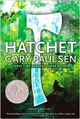 Hatchet, by Gary Paulsen