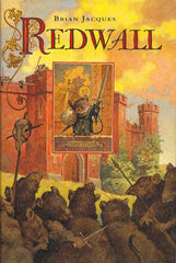 Redwall, by Brian Jacques