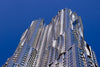 New York by Gehry, 8 Spruce Street, architect Frank Gehry, Manhattan, New York City, New York, USA
