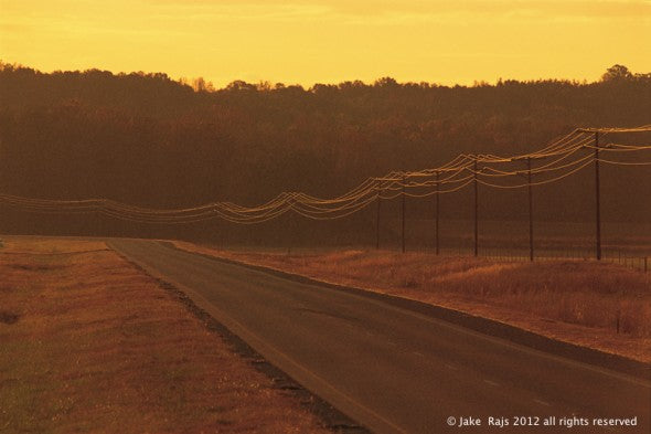 Highway 80, Voting Rights Trail. Selma to Montgomery, Alabama,