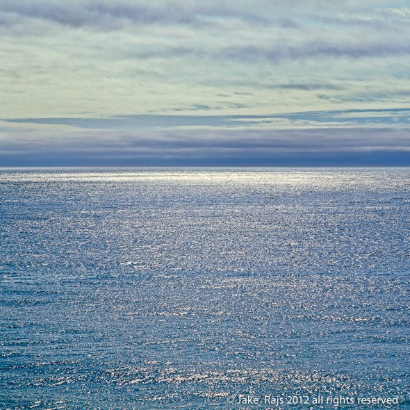 Blue Sparkle, Atlantic Ocean, Montauk, New York